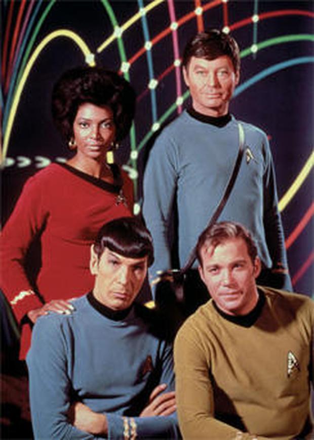 Star Trek Serie Besetzung