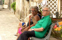 Does an Italian village hold secrets to a long life?