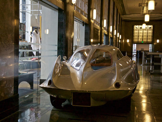 Moto Guzzi Bellissima Stunning Italian Car Designs Pictures Cbs News