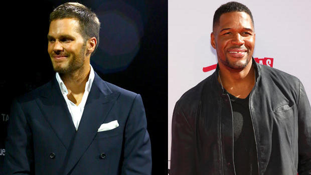 Tom Brady And Michael Strahan Produce Quot Religion Of Sports