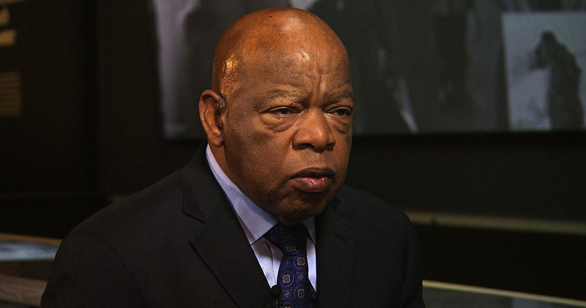 John lewis reflects on civil rights movement the story - John lewis shopkins ...