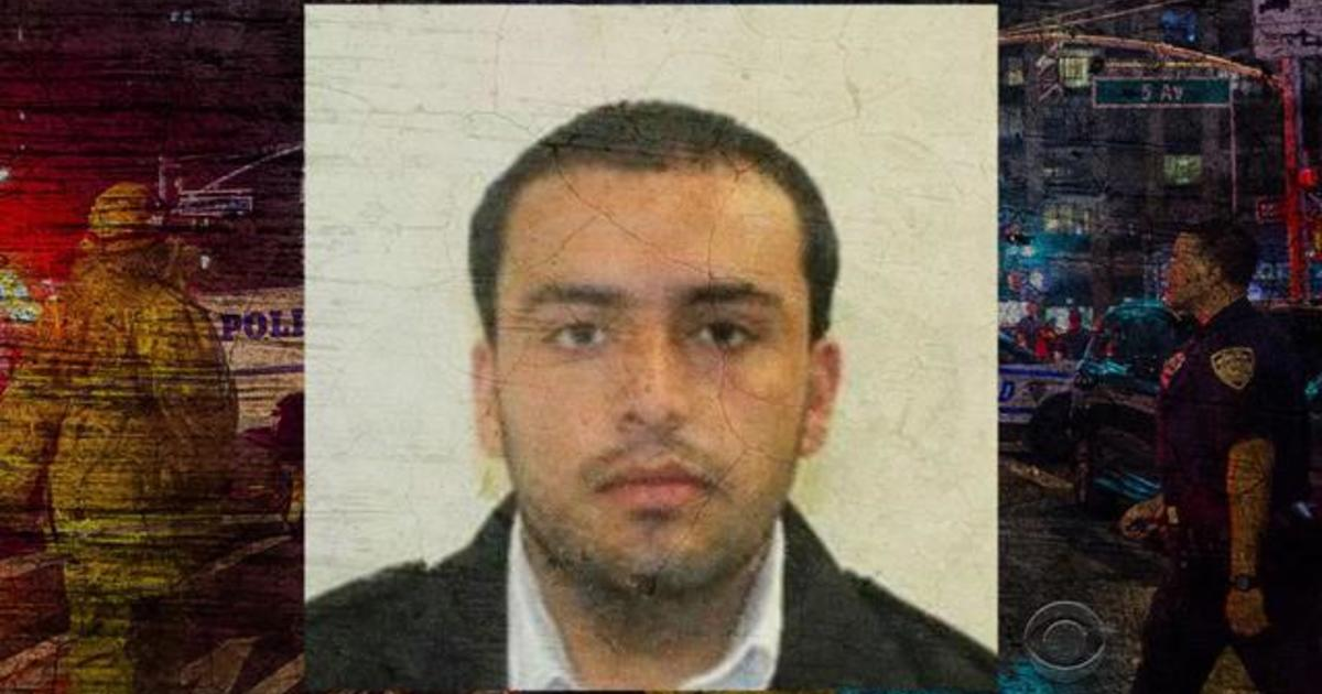 nyc  n j  bombing suspect arrested - videos