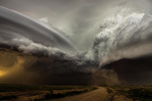 Epic weather photos