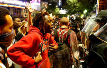 Protests turn into riots in Charlotte