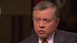 King Abdullah II explains why Jordan took millions of Syrian refugees