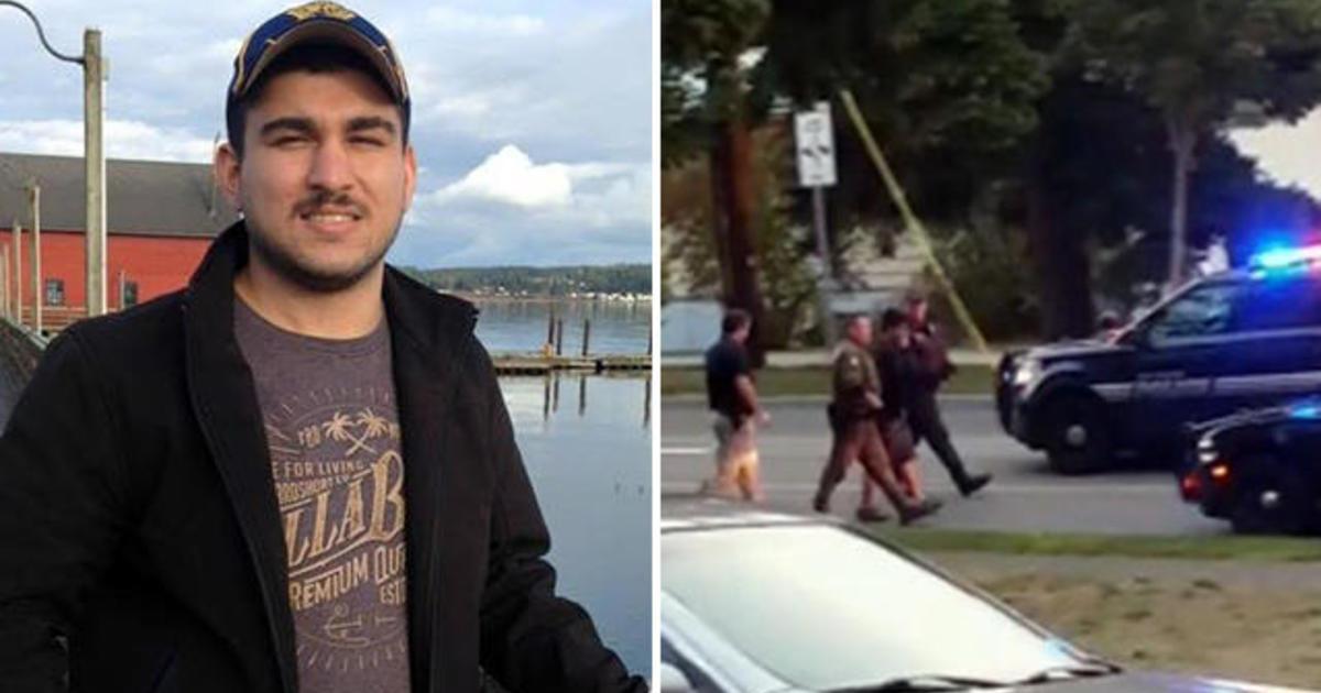 "Cascade Car Wash >> Cascade Mall shooting: Suspect Arcan Cetin ""zombie-like"" when arrested in Washington - CBS News"