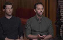 Nick Kroll and John Mulaney's unlikely Broadway collaboration