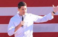 Paul Ryan all but admits that Trump tape threatens GOP's majorities
