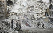Battle over Aleppo remains stalled