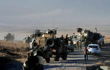 Officials: Battle for Mosul could take months