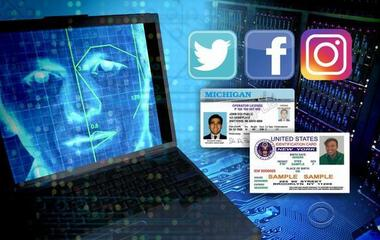 Nearly half of Americans in facial recognition databases