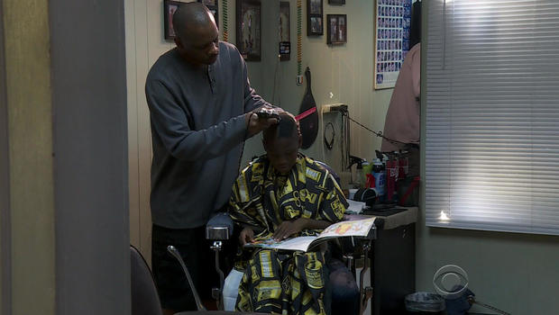 Barber Ypsilanti : ... Cuts in Michigan gives discount to kids who read to barber - CBS News