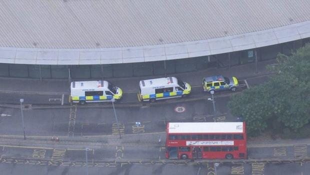 north greenwich tube bomb scare sees london transport on. Black Bedroom Furniture Sets. Home Design Ideas