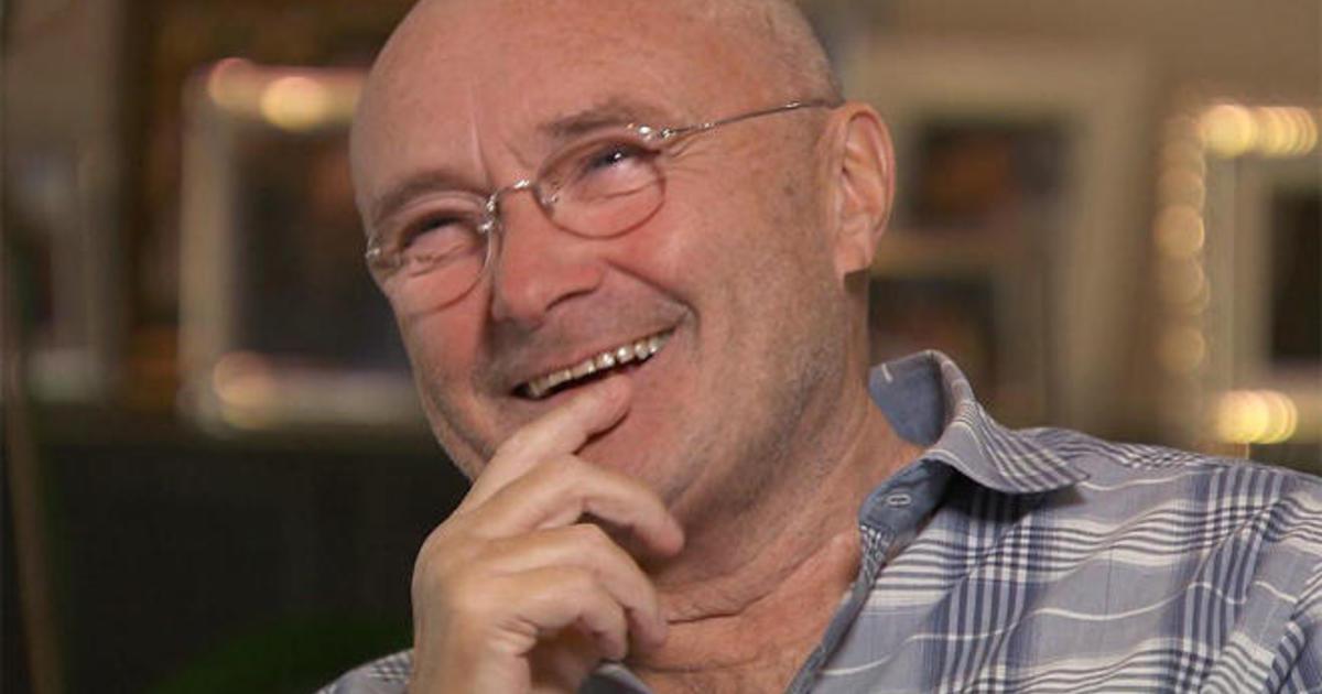 "Phil Collins: ""Not Dead Yet"""