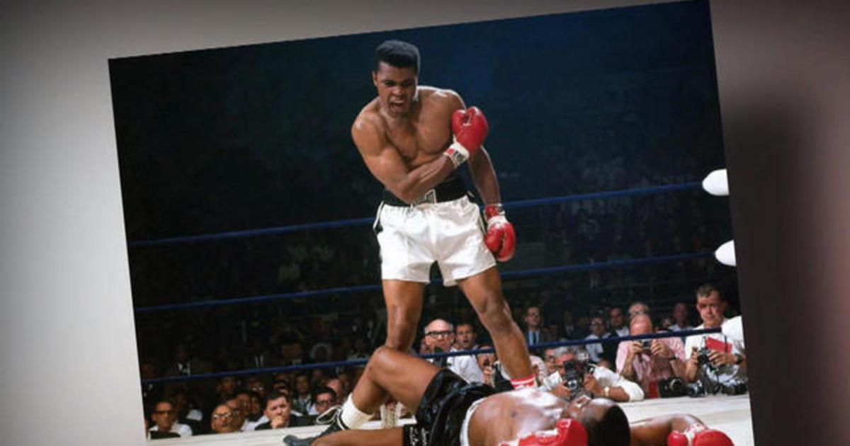 Iconic sports photography