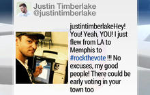 Justin Timberlake may have broken law by taking selfie