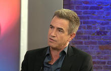 "Actor Dermot Mulroney talks about new series ""Pure Genius"""