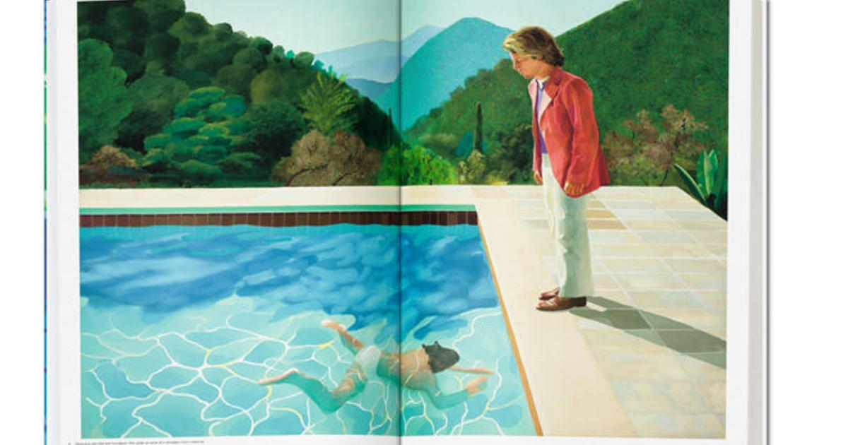 British painter David Hockney releases sumo-book of famous ...