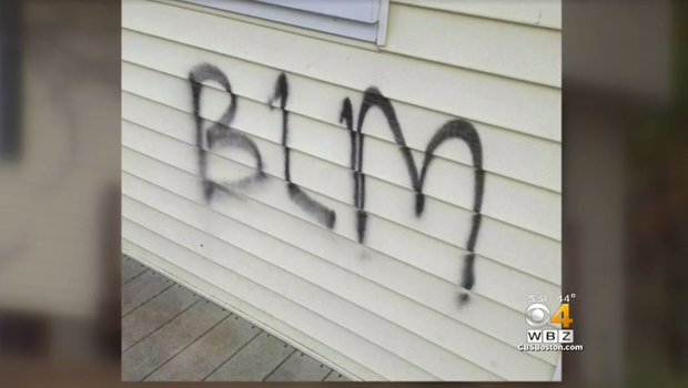 Cop's wife admits Black Lives Matter burglary report a hoax