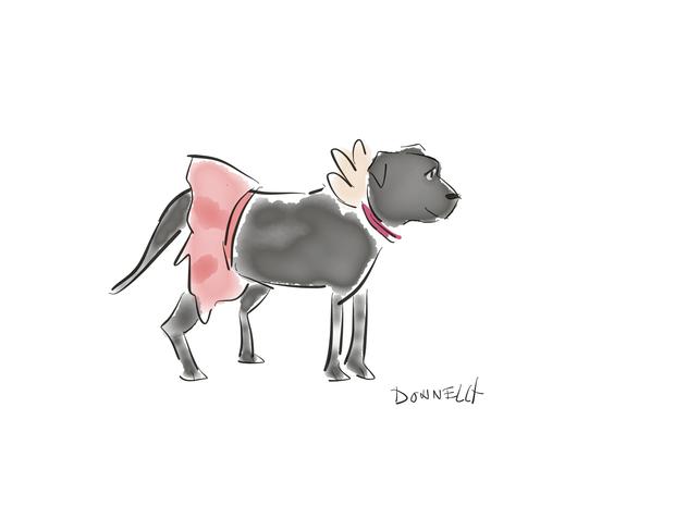 Dogs of Halloween
