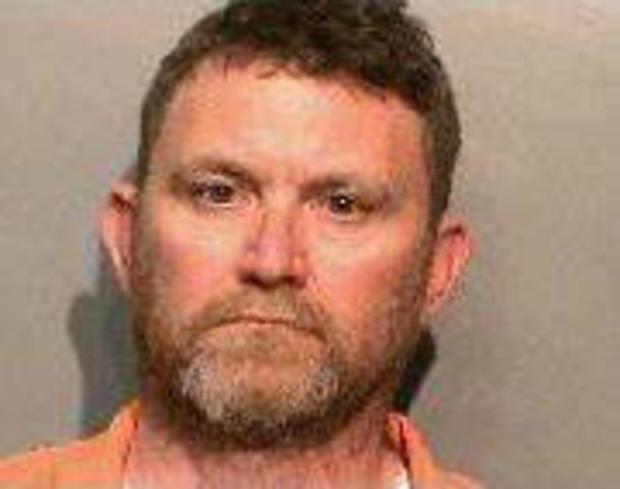 得梅因警察局提供的未注明日期的照片中显示了斯科特迈克尔格林。