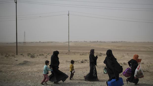 Aid agency: Mosul civilians face 'grave danger'