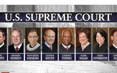 Donald Trump's Supreme Court vacancy agenda