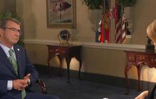 Defense secretary on ISIS, North Korea and Russia