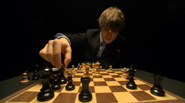 World's No. 1 chess player Magnus Carlsen holds title
