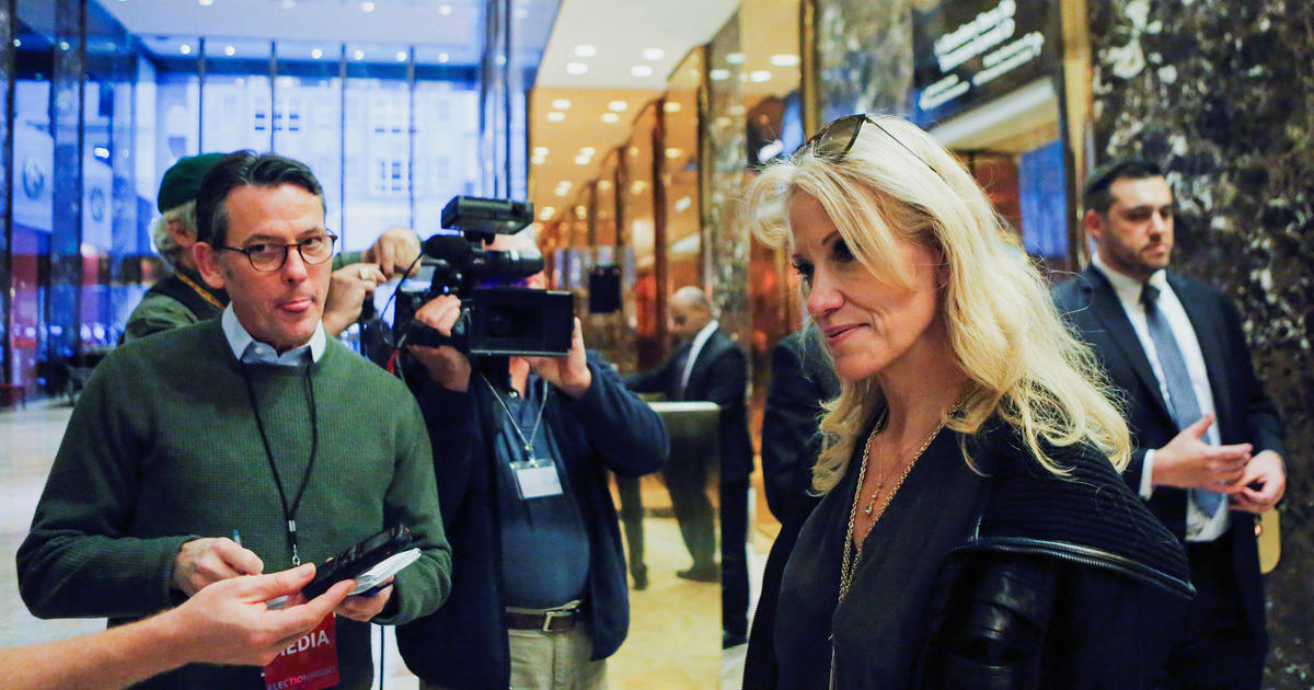 eea677078c15a Kellyanne Conway gives details on Trump s chief of staff appointment