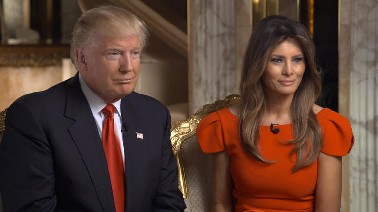 President-elect Trump speaks to a divided country on 60 Minutes