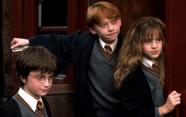 Harry Potter and the Sorcerer's Stone: Then and now
