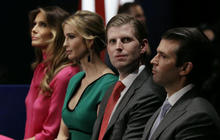 Does the Trump children's involvement in WH pose conflict of interest?