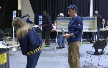 Growing push to reform the U.S. election process