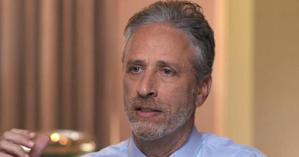 jon stewart Jon stewart news, photos and opinion we never got to see the former daily show host take on president trump but jon stewart crashed the late show with stephen colbert to give trump a piece of.