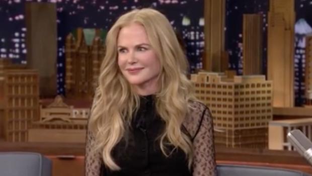 "Nicole Kidman Admits She Barely Knew Keith Urban On: Nicole Kidman Recalls Bad ""second Date"" With Jimmy Fallon"
