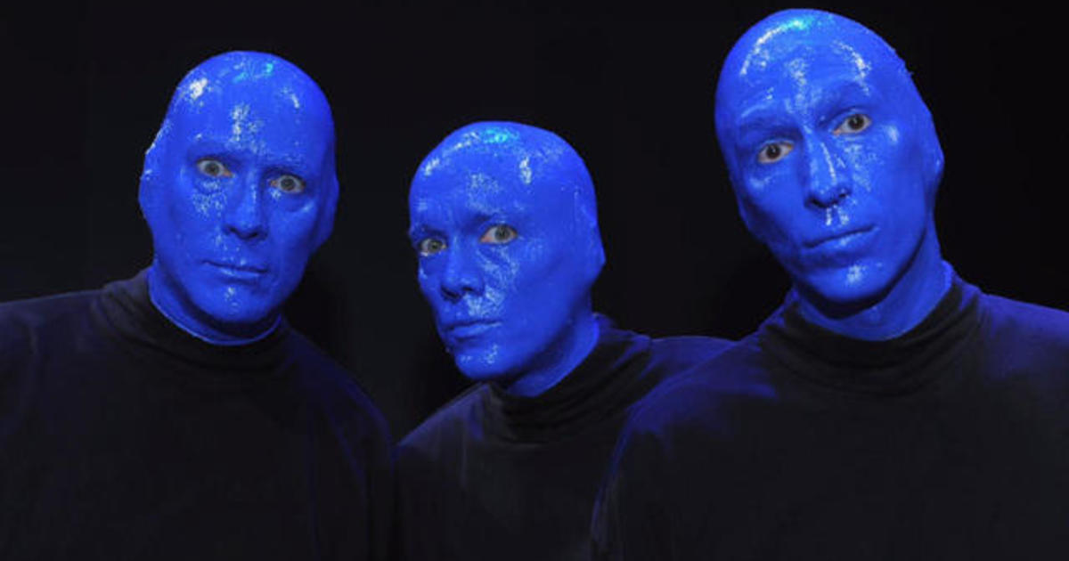 Blue Man Group Picture 63