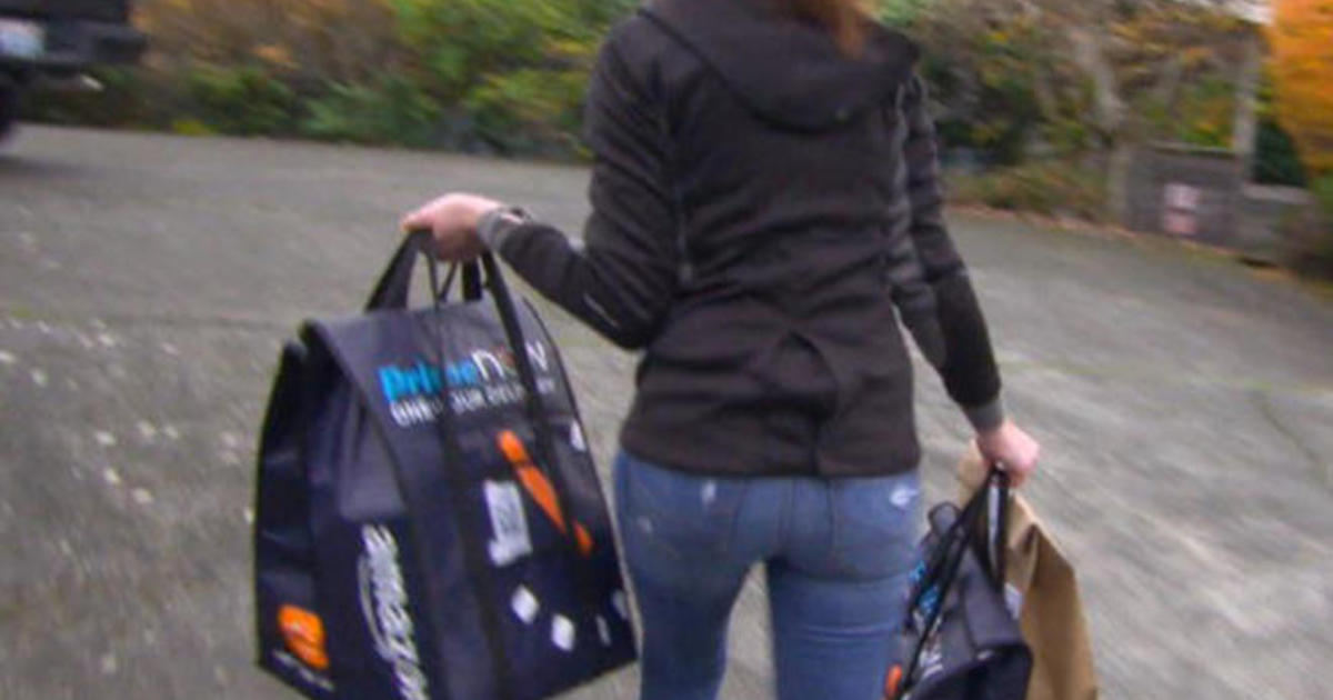 trading a grocery store trip for home delivery cbs news. Black Bedroom Furniture Sets. Home Design Ideas