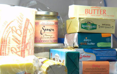 What's bad is good: butter