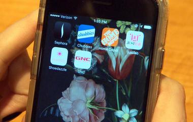 Mobile apps dominate Black Friday shopping