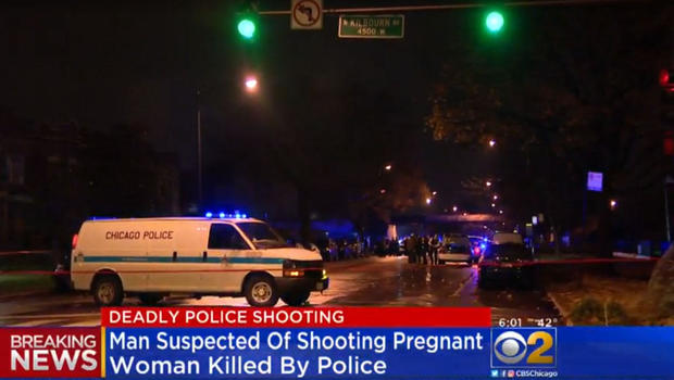 Person shot by police on West Side