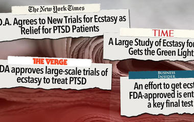 FDA allows test trials of MDMA to help PTSD patients
