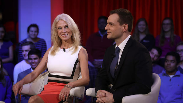 Trump, Clinton campaign managers hash out election at forum