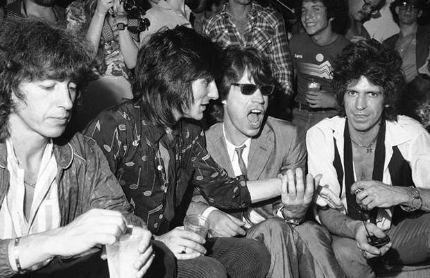 New York City The Rolling Stones Through The Ages