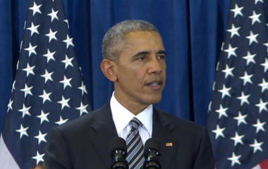 Full speech: Obama defends his counterterrorism legacy
