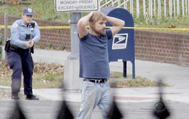 """""""Pizzagate"""" suspect charged after allegedly firing shot in D.C. restaurant"""