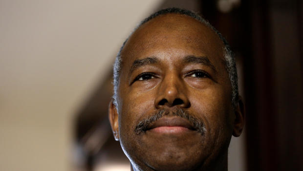 Ben Carson: Poverty 'To Large Extent' Is 'A State Of Mind'