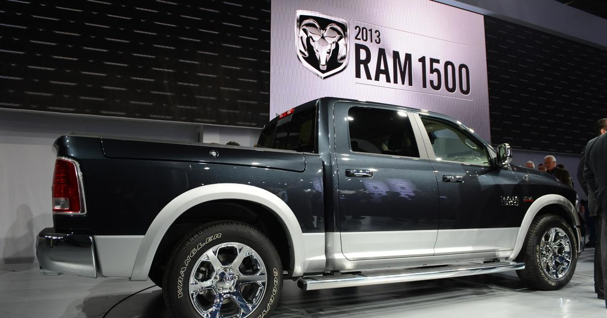 Dodge Ram on 2012 Ram 1500 Complaints