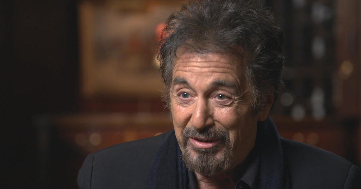 Al Pacino on surprise of being 2016 Kennedy Center honoree ... Al Pacino