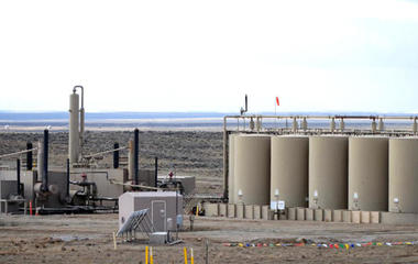 Fracking may pose threat to drinking water, EPA says